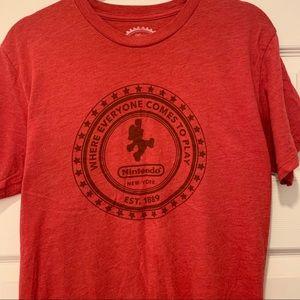 Official Nintendo Store New York T-Shirt